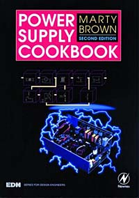 Power Supply Cookbook i gottlieb gottlieb power supplies switching regulators inverters and converters paper only