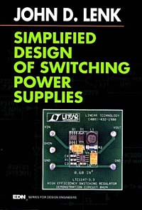 Simplified Design of Switching Power Supplies i gottlieb gottlieb power supplies switching regulators inverters and converters paper only