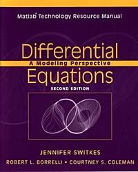 Differential Equations, Matlab Technology Resource Manual  : A Modeling Perspective collocation methods for volterra integral and related functional differential equations