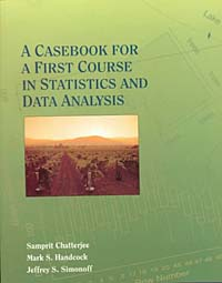 A Casebook for a First Course in Statistics and Data Analysis a new unified mcmc methods toward unified statistics theory by mcmc