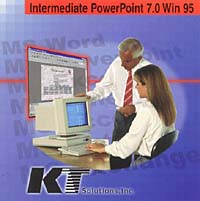 Intermediate PowerPoint 7.0 for Windows 95 (Microsoft PowerPoint 7.0) microsoft powerpoint 2003 advantage series