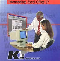 Intermediate Excel for Office 97 (Microsoft Excel 97) microsoft office excel 2007
