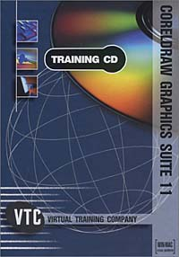 CorelDRAW Graphics Suite 11 VTC Training CD autocad 2004 for architects vtc training cd