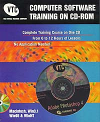 Photoshop 4 autocad 2004 for architects vtc training cd