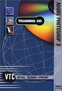 VTC Training CD for Adobe Photoshop 3 autocad 2004 for architects vtc training cd