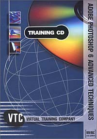 Adobe Photoshop 6 Advanced Techniques VTC Training CD autocad 2004 for architects vtc training cd