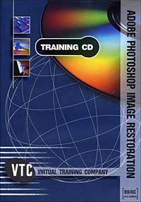 Adobe Photoshop Image Restoration VTC Training CD autocad 2004 for architects vtc training cd