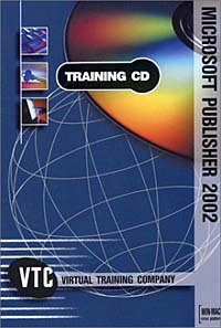Microsoft Publisher 2002 VTC Training CD autocad 2004 for architects vtc training cd