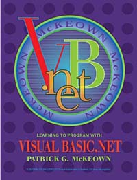 Learning to Program with VISUAL BASIC.Net the acquisition of programming skills