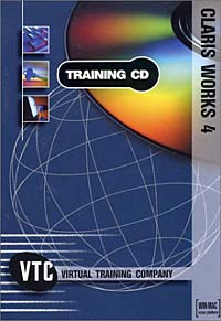 VTC Training CD: Claris Works 4 autocad 2004 for architects vtc training cd