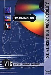 Autocad 2004 For Architects VTC Training CD autocad 2004 for architects vtc training cd