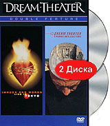 Dream Theater: Images and Words: Live in Tokyo / 5 Years in a Live Time (2 DVD) cd dream theater the triple album collection