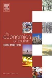 Economics of Tourism Destinations handbook of international economics 3