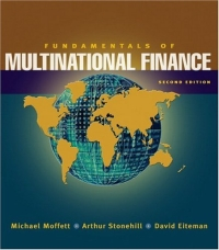 Fundamentals of Multinational Finance (2nd Edition) (Addison-Wesley Series in Finance) business fundamentals