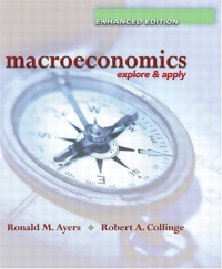 Macroeconomics : Explore and Apply, Enhanced Edition travels of a t–shirt 1st edition with intro to international economics 1st edition set