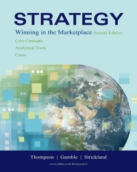Strategy : Winning in the Marketplace: Core Concepts, Analytical Tools, Cases with Online Learning Center with Premium Content Card strategy winning in the marketplace core concepts analytical tools cases with online learning center with premium content card