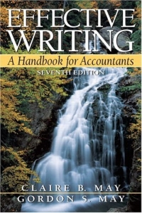 Effective Writing : Handbook for Accountants (7th Edition) jaw heffernan heffernan writing – a college handbook 3ed