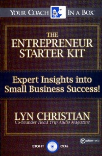 The Entrepreneur's Starter Kit : Expert Insights into Small Business Success first insights into business workbook
