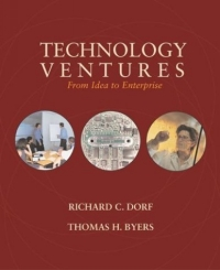 Technology Ventures : From Idea to Enterprise w/ Engineering Subscription Card gary beach j the u s technology skills gap what every technology executive must know to save america s future