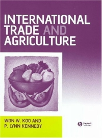International Trade and Agriculture jerald pinto e economics for investment decision makers workbook micro macro and international economics