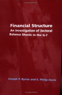 Financial Structure : An Investigation of Sectoral Balance Sheets in the G-7 (National Institute of Economic and Social Research Economic and Social Studies) dr babar zaheer butt and dr kashif ur rehman economic factors and stock returns sectoral analysis