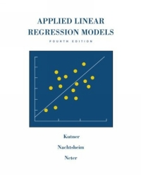 MP Applied Linear Regression Models with Student CD-rom linear regression models with heteroscedastic errors