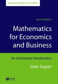 Mathematics for Economics and Business: An Interactive Introduction отсутствует м хобби 3 142 2013