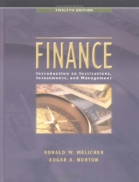 Finance : Introduction to Institutions, Investments, and Management отсутствует risk management foundations for a changing financial world