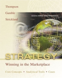 Strategy:  Winning in the Marketplace:  Core Concepts, Analytical Tools, Cases with PowerWeb and Case-TUTOR download card strategy winning in the marketplace core concepts analytical tools cases with online learning center with premium content card