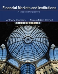 Financial Markets and Institutions: A Modern Perspective, Second Edition fundamentals of physics extended 9th edition international student version with wileyplus set