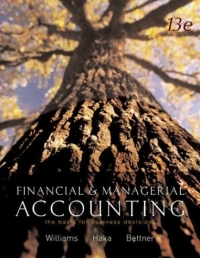 MP Financial and Managerial Accounting: The Basis for Business Decisions w/ My Mentor, Net Tutor, and OLC w/ PW inventory accounting