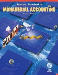 Managerial Accounting cases materials and text on consumer law