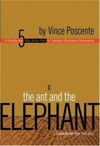 The Ant and the Elephant: Leadership For the Self и савицкая the ant and the dove муравей и голубика выпуск 4