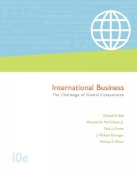 International Business : The Challenge of Global Competition, with CESIM and OLC access card the fundamentals of international business