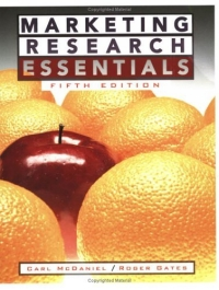 Marketing Research Essentials under one cover eleven stories
