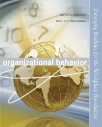 Organizational Behavior with Student CD and OLC/PowerWeb card touchstone teacher s edition 4 with audio cd