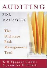 Auditing for Managers : The Ultimate Risk Management Tool a decision support tool for library book inventory management