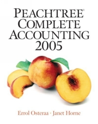 Peachtree Complete Accounting 2005 (2nd Edition) sax peachtree complete ii accounting made easy pr only