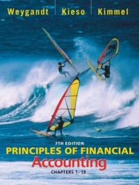 Accounting Principles, Financial Accounting, Chapters 1-19 & PepsiCo Annual Report principles of financial accounting