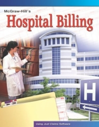 Hospital Billing, Student Text with Data Disk
