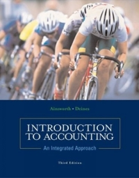 Introduction to Accounting: An Integrated Approach with Net Tutor & PowerWeb Package set theory an introduction to independence proofs