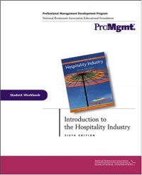 Introduction to the Hospitality Industry, Student Workbook