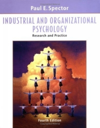 Industrial and Organizational Psychology : Research and Practice industrial and organizational psychology research and practice