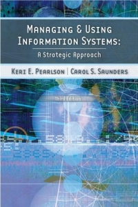 Managing and Using Information Systems managing projects made simple