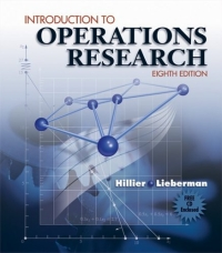 MP : Introduction to Operations Research and Revised CD-ROM 8 affair of state an