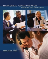 Managerial Communication: Strategies and Applications david parmenter the leading edge manager s guide to success strategies and better practices