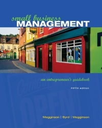 Small Business Management : An Entrepreneur's Guidebook adam  brownlee building a small business