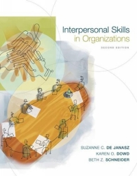 Interpersonal Skills in Organizations alan roxburgh missional map making skills for leading in times of transition