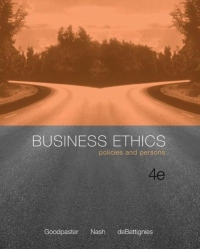 Фото Business Ethics : Policies and Persons business ethics