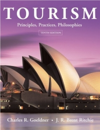 Tourism : Principles, Practices, Philosophies morris c flash on english for tourism second edition